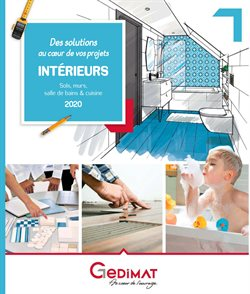 Promos de Bricolage dans le prospectus de Gedimat à Marseille ( 15 jours de plus )