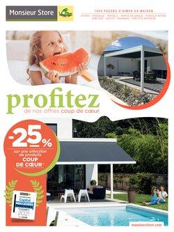 Promos de Bricolage dans le prospectus à Monsieur Store ( 9 jours de plus)