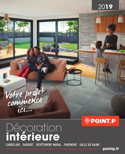 Promos de Point P dans le prospectus à Paris