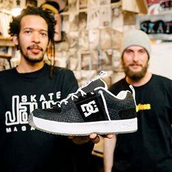 Skate à DC Shoes