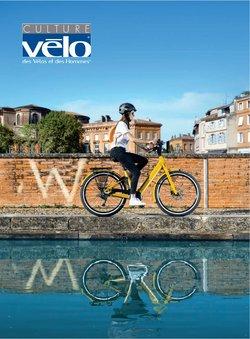 Promos de Culture Vélo dans le prospectus à Culture Vélo ( Plus d'un mois)