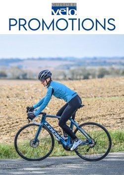 Promos de MGM dans le prospectus à Culture Vélo ( 7 jours de plus)