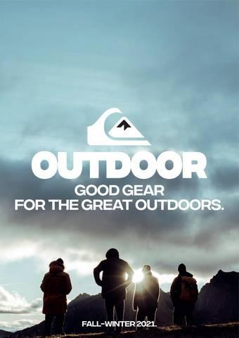 Outdoor Fall-Winter 2021