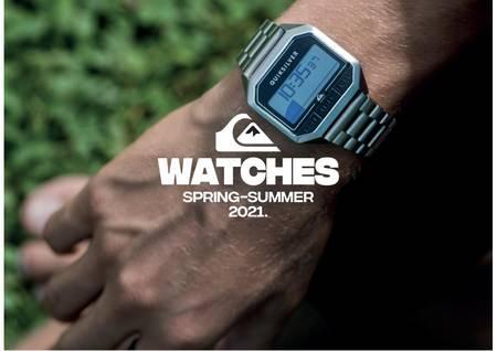 Watches Spring & Summer 2021