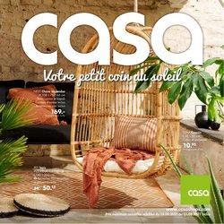 Casa coupon ( Expire ce jour)