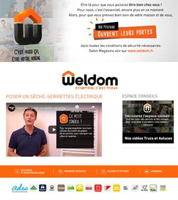 Weldom coupon ( Expiré )