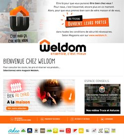 Weldom coupon ( Expire demain )