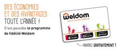Promos de Weldom dans le prospectus à Marseille