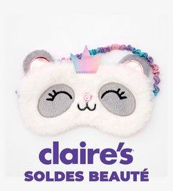 Promos de Claire's dans le prospectus à Claire's ( 5 jours de plus)