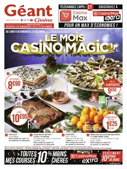 Le mois Casino Magic!!