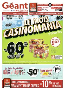 Géant Casino coupon à Toulouse ( Expire demain )