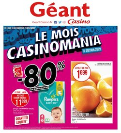 Géant Casino coupon ( 5 jours de plus )