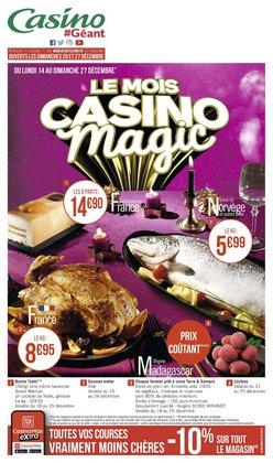 Géant Casino coupon à Nice ( Expiré )