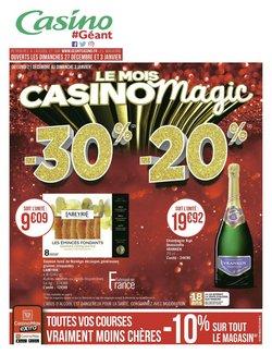 Géant Casino coupon à Paris ( Expiré )
