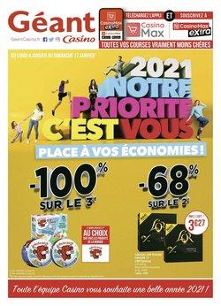 Géant Casino coupon à Toulouse ( Expire demain )