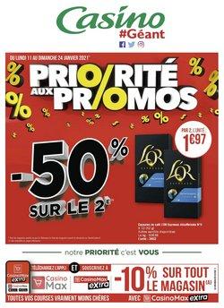 Géant Casino coupon à Nice ( 4 jours de plus )