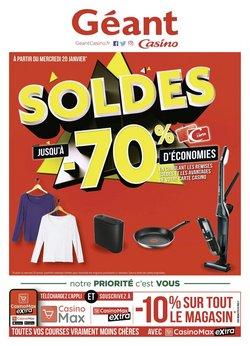 Géant Casino coupon à Bordeaux ( 23 jours de plus )