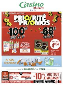 Géant Casino coupon à Paris ( Nouveau )