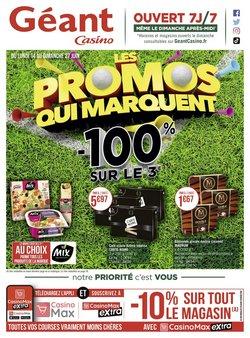 Promos de Géant Casino dans le prospectus à Géant Casino ( 6 jours de plus)