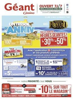 Géant Casino coupon ( 4 jours de plus)