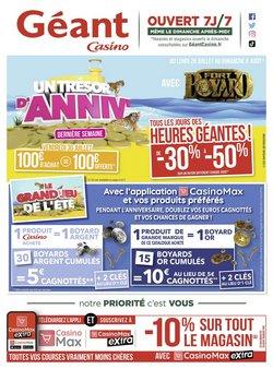 Géant Casino coupon ( 11 jours de plus)