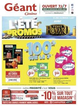 Géant Casino coupon ( Publié hier)