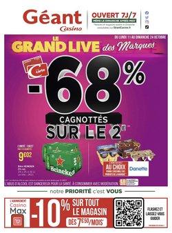 Géant Casino coupon ( Expire ce jour)