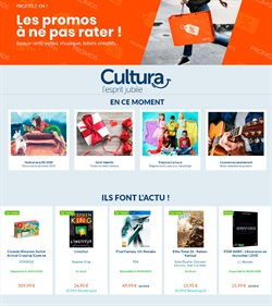 Cultura coupon à Bordeaux ( Expiré )