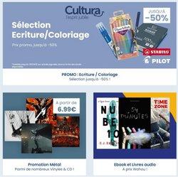 Cultura coupon à Lyon ( Expiré )
