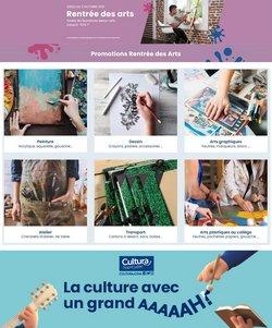 Promos de Culture et Loisirs dans le prospectus à Cultura ( 6 jours de plus)