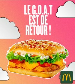 McDonald's coupon ( Plus d'un mois )