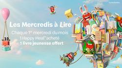 McDonald's coupon à Marseille ( 5 jours de plus )