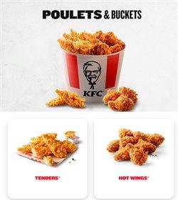 Promos de Restaurants dans le prospectus à KFC ( 9 jours de plus )
