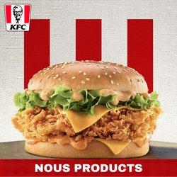 KFC coupon ( Plus d'un mois)
