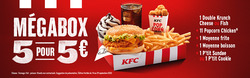 Coupon KFC ( Il y a 3 jours )
