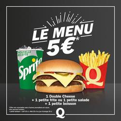 Quick coupon à Lyon ( 2 jours de plus )
