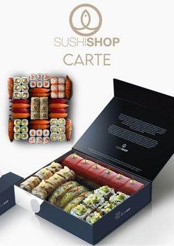 Promos de Sushi Shop dans le prospectus à Sushi Shop ( 5 jours de plus)
