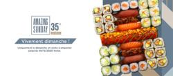 Coupon Sushi Shop ( 10 jours de plus )
