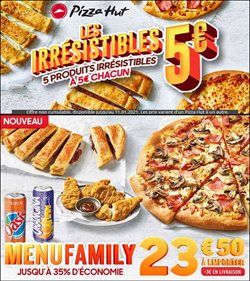 Pizza Hut coupon ( Plus d'un mois )