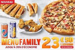 Pizza Hut coupon à Marseille ( 5 jours de plus )