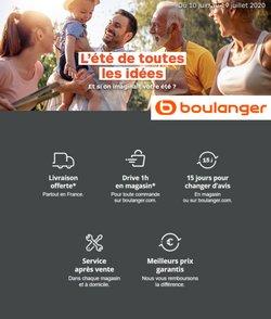 Promos de Multimédia et Électroménager dans le prospectus de Boulanger à Bordeaux ( 4 jours de plus )