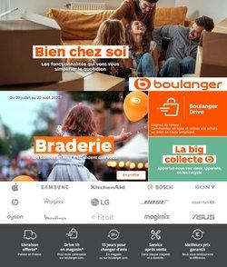 Boulanger coupon à Bordeaux ( Nouveau )