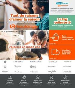 Promos de Multimédia et Électroménager dans le prospectus de Boulanger à Hyères ( Publié hier )