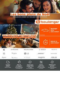Boulanger coupon ( Nouveau )