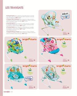 Promos de Hamac bébé dans le prospectus de Toys R Us à Paris