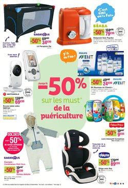 Promos de Livres dans le prospectus de Toys R Us à Paris