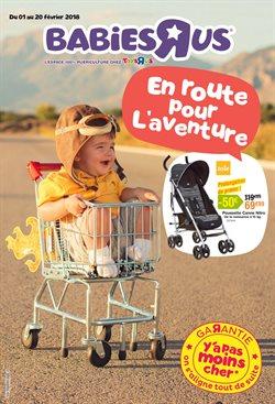 Promos de Jouets et Bébé dans le prospectus de Toys R Us à Montigny-le-Bretonneux