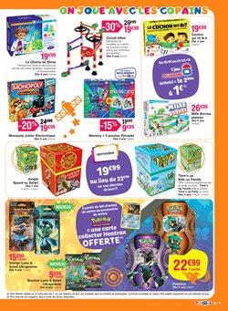 Promos de Jeux dans le prospectus de Toys R Us à Montigny-le-Bretonneux