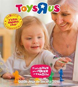 Promos de Toys R Us dans le prospectus à Plaisir