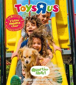 Promos de Jouets et Bébé dans le prospectus de Toys R Us à Tourcoing